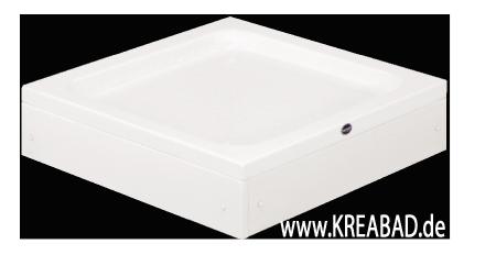 duschwanne duschtasse 75x75 quadratduschwanne duschtasse f sse wannenhalter sch rze. Black Bedroom Furniture Sets. Home Design Ideas