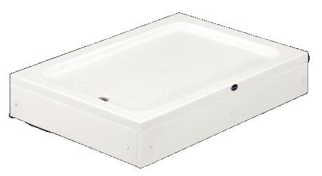 duschwannen duschtasse rechteckduschwanne 160x90 duschwanne mega pica wannentr ger badshop. Black Bedroom Furniture Sets. Home Design Ideas