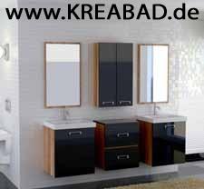 badm bel badezimmer badmoebel kreareana komplet set badshop baushop bauhaus sanit r. Black Bedroom Furniture Sets. Home Design Ideas