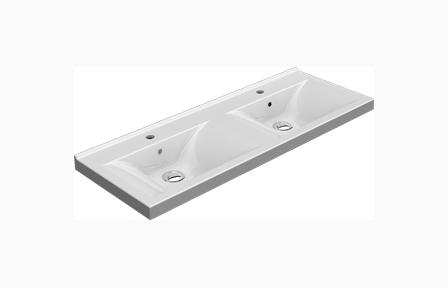 Doppelwaschbecken Waschbecken Waschtisch Doppel Handwaschbecken ...   {Doppelwaschbecken 73}