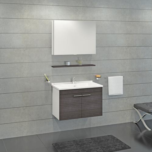 badezimmer farbe in bauhaus. Black Bedroom Furniture Sets. Home Design Ideas