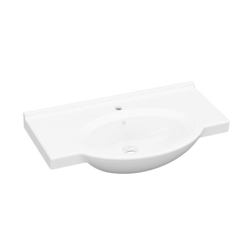 aufsatzwaschbecken aufsatzwaschtisch auftisch waschbecken waschtisch 80x50 cm aufsatz badshop. Black Bedroom Furniture Sets. Home Design Ideas