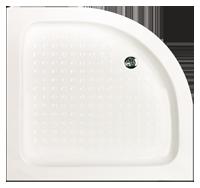 duschkabine 80x80 viertelkreis