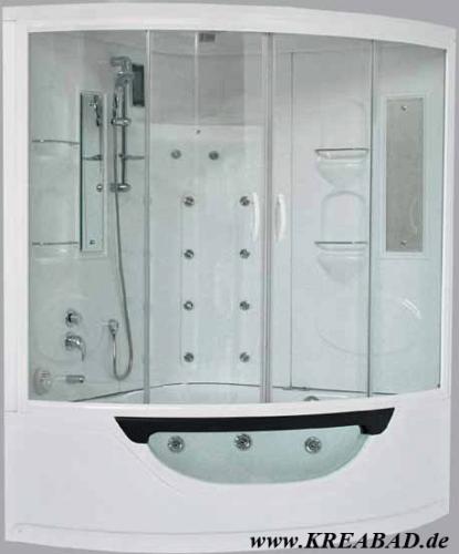 Eckbadewanne Mit Dusche eckbadewanne massagedusche eck badewanne dusche 140x140 demas
