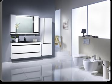 Bad Fliesen Bauhaus: Modernes badezimmer rollstuhlgerecht mit mosaik ...