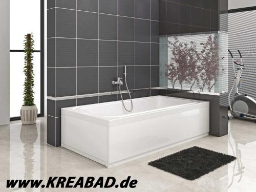 badewannen mit umlaufende berlaufrinne 230x120cm badewanne mit berlauf 2 personnen bad. Black Bedroom Furniture Sets. Home Design Ideas