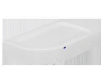duschwannen duschtassen flach rechteck 90cm 4 5cm hoch oder 6cm hoch badshop 100x90 110x90. Black Bedroom Furniture Sets. Home Design Ideas