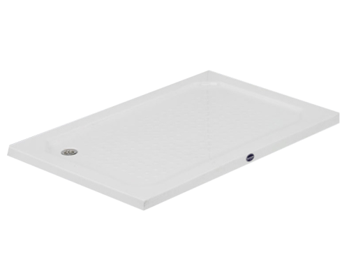 duschwannen duschtassen flach rechteck 90cm 4 5cm hoch oder 6cm hoch badshop baushop. Black Bedroom Furniture Sets. Home Design Ideas