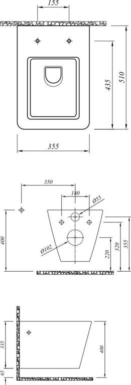 taharet intim dusch wasch bidet wand wc wc sitz klohbrille soft close absenkautomatik nordic. Black Bedroom Furniture Sets. Home Design Ideas