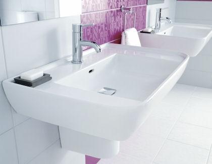 Waschtische Mit Waschbecken waschbecken handwaschbecken wandhaengend oder aufsatzwaschbecken