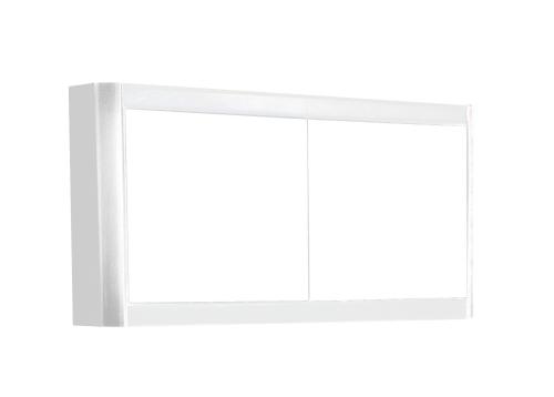 Spiegelschrank 120cm Bond Weiss