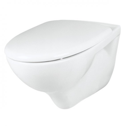 Wand Wc Universal + Soft Close Wc Sitz
