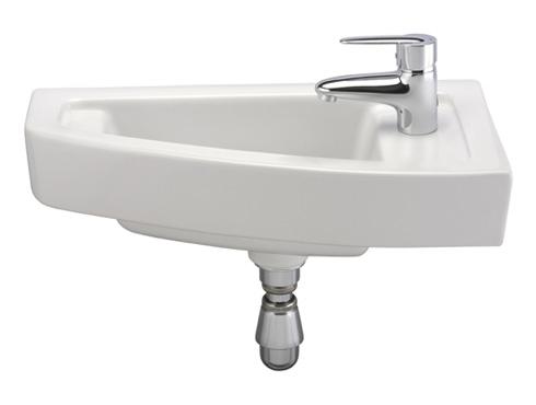 eckwaschbecken eck handwaschwaschbecken waschtisch badshop baushop bauhaus sanit r fliesen. Black Bedroom Furniture Sets. Home Design Ideas