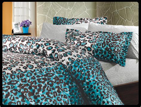 Bettwäsche Set Adriana Bettdeckenbezug 155x220 Bettlaken 160x240 Kopfkissenbezug 80x80
