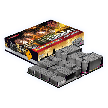 Weco Küchen pyro tec pro 10 pyrotec pro 10 905 schuss feuerwerk batterie 22