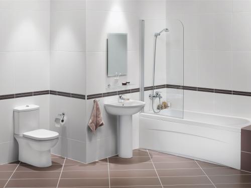 Idea Taharet Dusch Wasch Stand Wc Mit Keramik Spülkasten Soft Close Wc Sitz