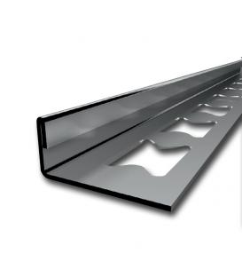 Fliesenschiene Edelstahlschiene Winkelprofil L Form Glanzend