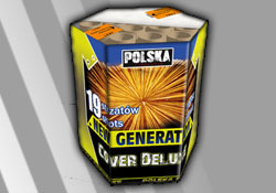 New Generation 19 Cover Delux Polska Firework