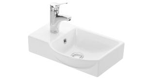 Kleine Waschbecken kleine waschbecken waschbecken für kleine bäder badezimmer bad