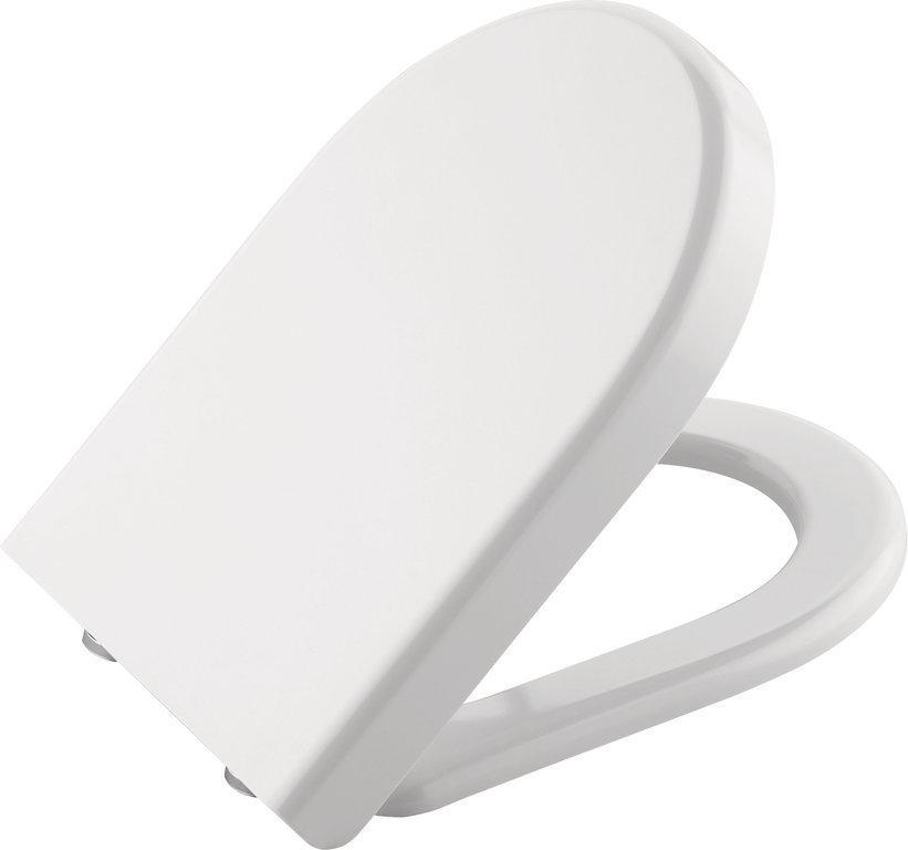 wc sitz klobrille toilettenbrille mit absenkautomatik toiletten sitze klo deckel badshop. Black Bedroom Furniture Sets. Home Design Ideas