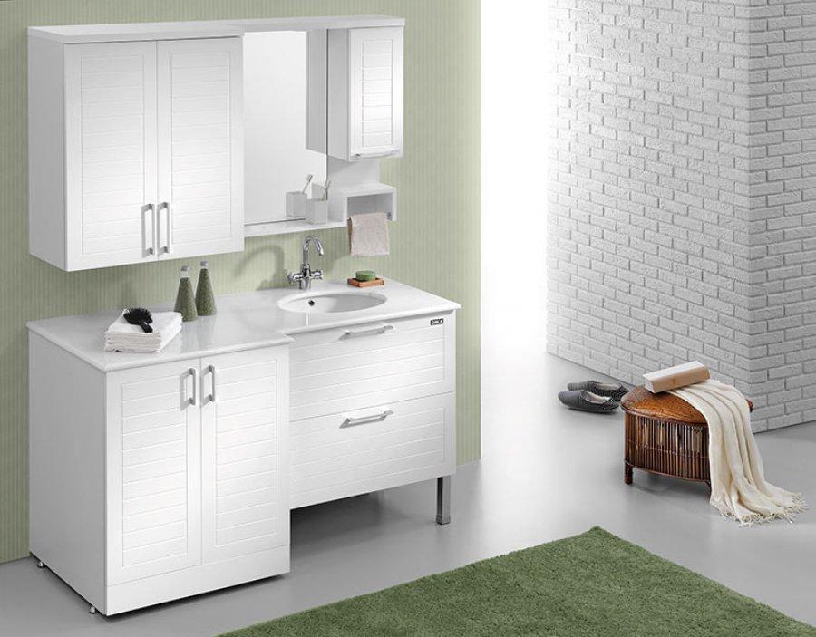 badm bel badezimmer badmoebel komplett set badshop. Black Bedroom Furniture Sets. Home Design Ideas