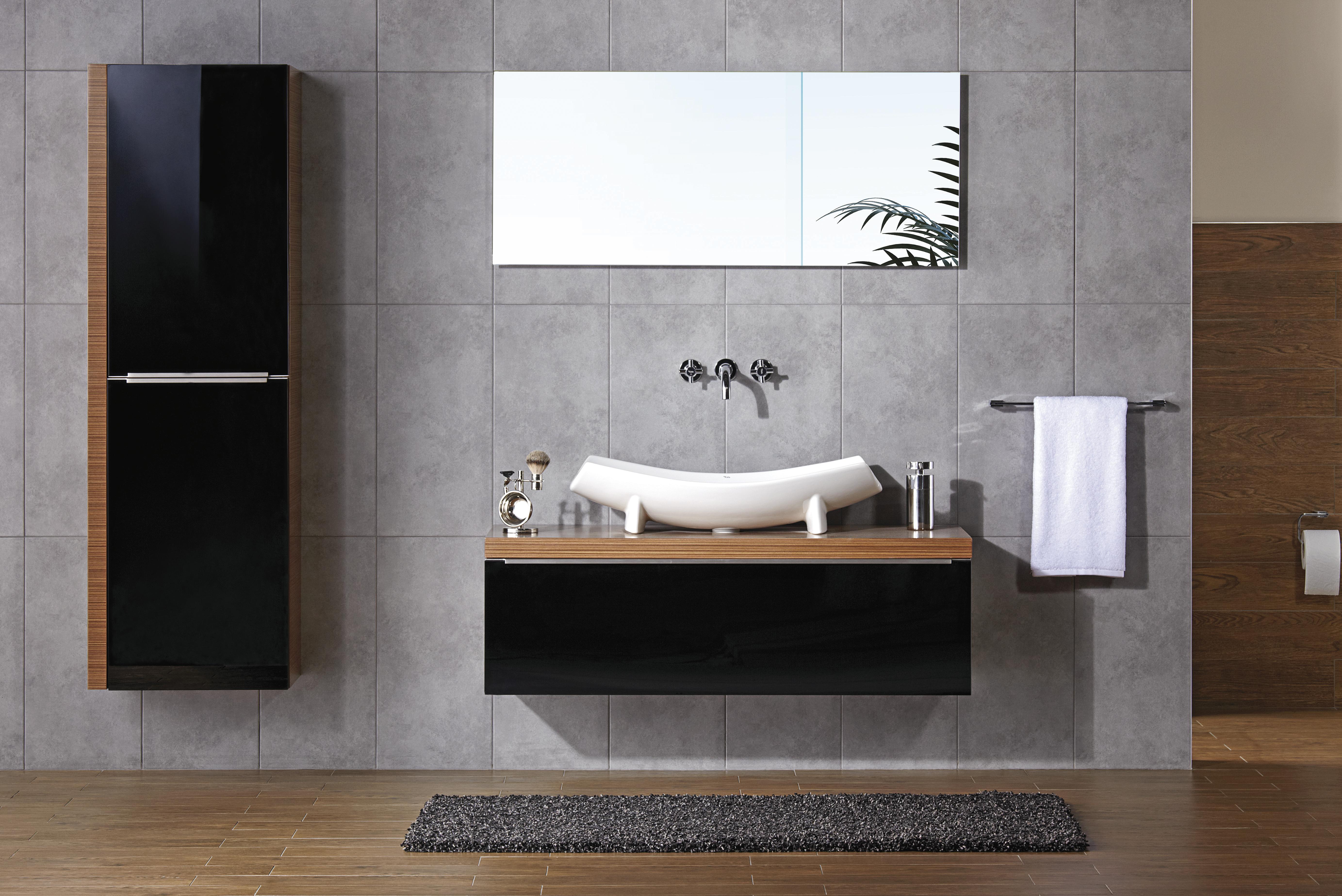 Badmöbel komplettset  Badmöbel - Badezimmer Badmoebel Komplett set - Badshop, Baushop ...