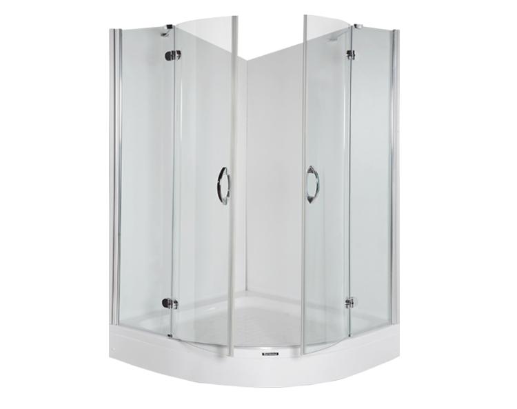Duschkabine bauhaus good duschkabine plexiglas dusche x x for Duschkabine dachschrage