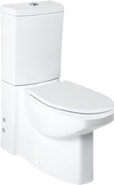 Bevorzugt Stand Wc mit Keramik Spülkasten Standwc mit Wc Deckel SA 3141 PQ85