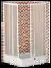 duschwanne duschtasse 75 x 75 f sse wannenhalter 750x750mm duschwanne lara badshop. Black Bedroom Furniture Sets. Home Design Ideas