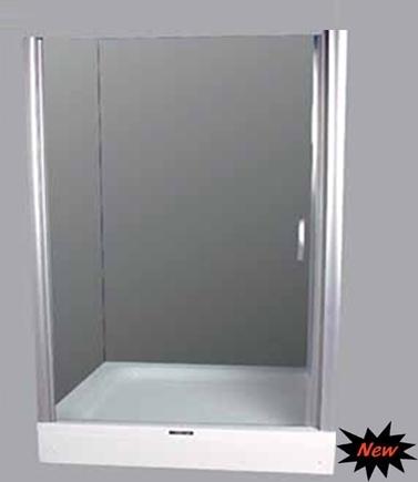 Bevorzugt Duschtür Drehtür Dusche für Nischen Dusche Schwingtür 70cm GB31