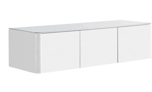 Badezimmer Unterschrank für Aufsatzwaschbecken 140cm Bond - Badshop ...