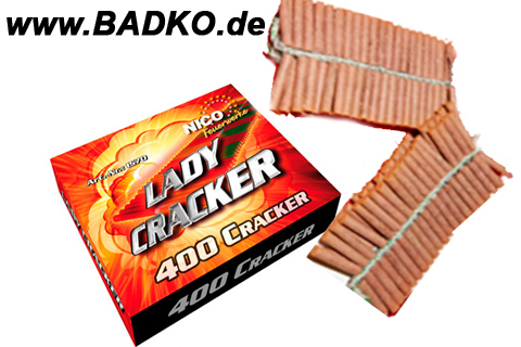 Lady Cracker 400er Nico