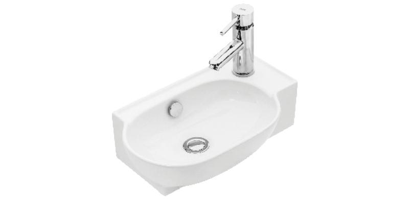 Minni Waschbeck 45x28 Waschbecken Klein Minn Waschbecken Fur Kleine