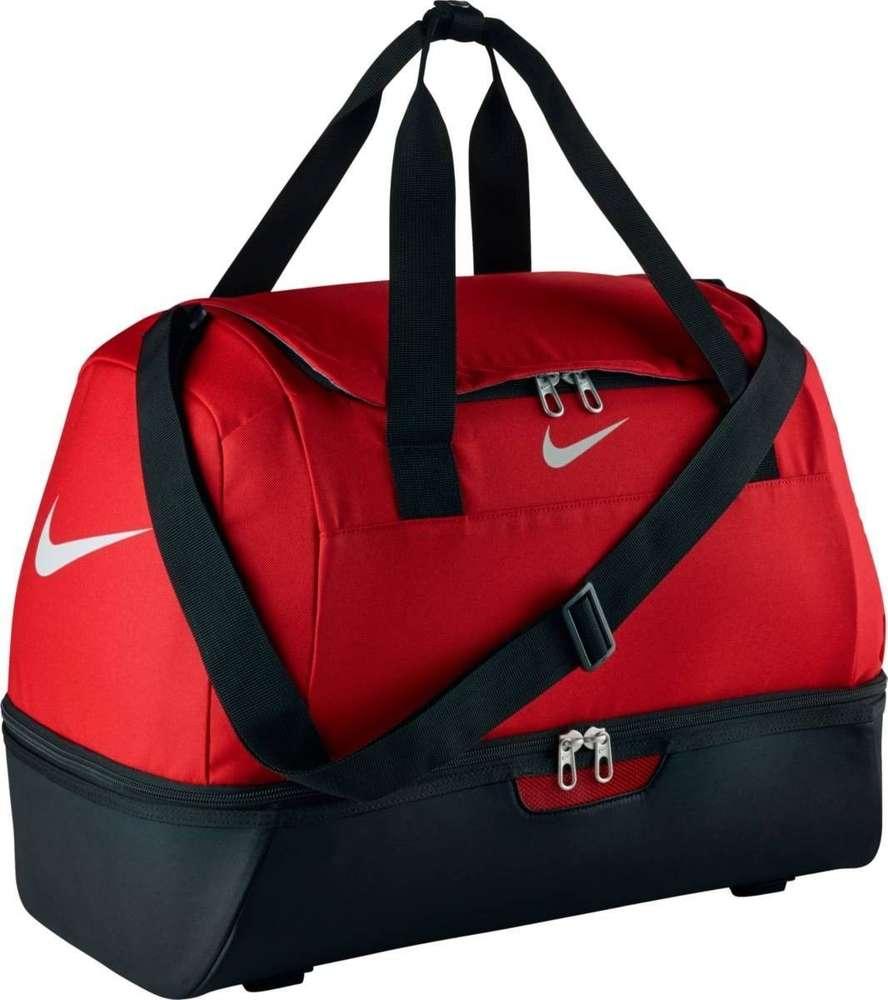 Nike Sporttasche Tasche BA5193-657 Nike Nk Club Team M Hdcs - university red   e56728616b8e5