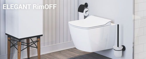 Spülrandlos Elegant mit Soft Close Wc Sitz Creavit EG 320