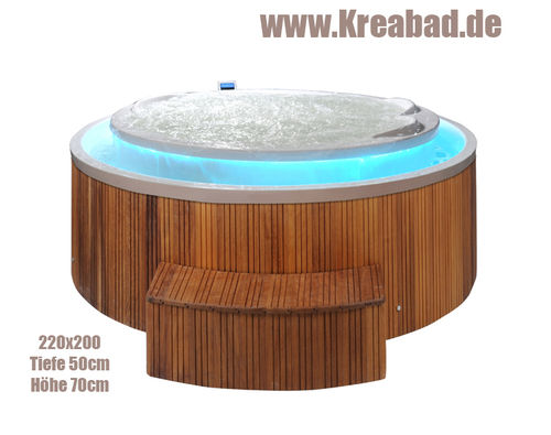 Spa Whirlpool Jacuzzi Pure 220x220