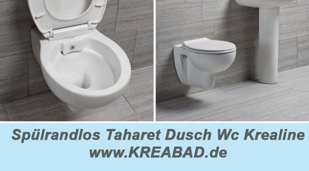 Aqua Taharet Bidet Dusch Wc Intim Wasch Stand Wc Oder Hänge Wcs